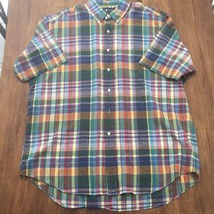 Ralph Lauren Shirt Sleeve Oxford